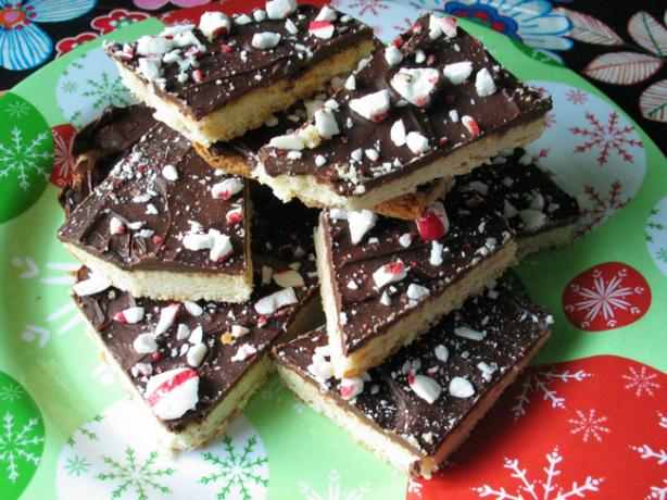 Chocolate Peppermint Bark Cookies - Bon Appetit
