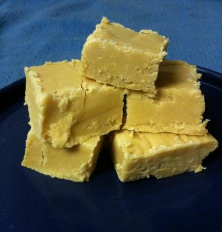 Easy Butterscotch Fudge