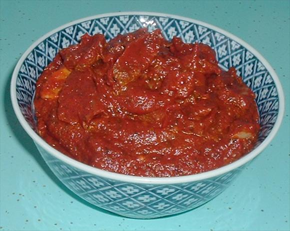 Marinara Sauce of Alan Leonetti (2 Servings) (((The Best)))