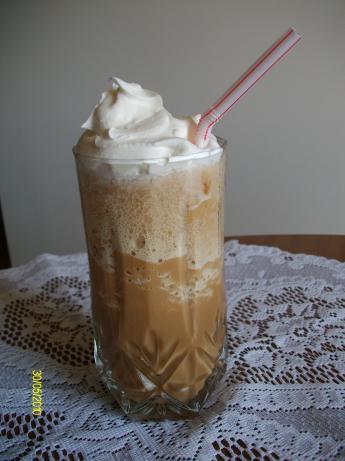 Brown Sugar Iced Coffee