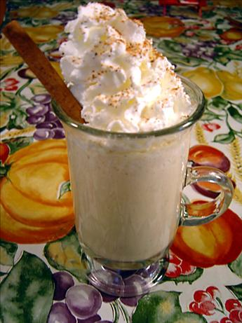Creamy Coffee Eggnog