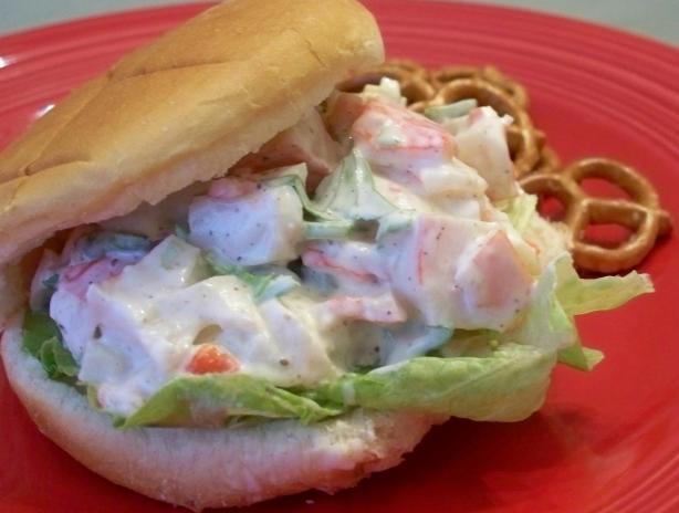 Krab Salad Supreme