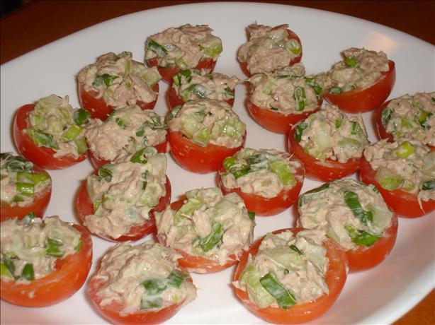 Cherry Tomato Hors D'oeuvres