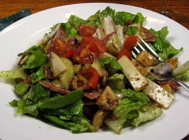 Italian Chef's Salad