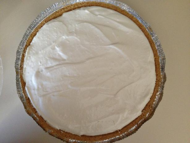 Easy Southern Lemon Icebox Pie