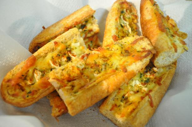 Brennan's Garlic Bread