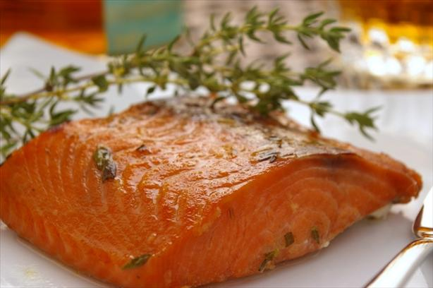 Irish Roasted Salmon