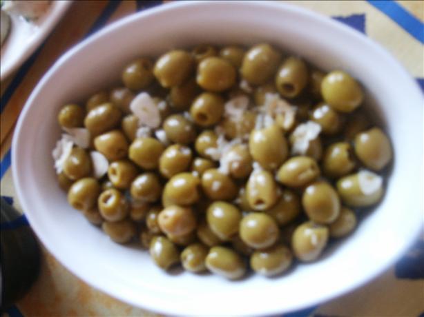 Olives, Italian Style
