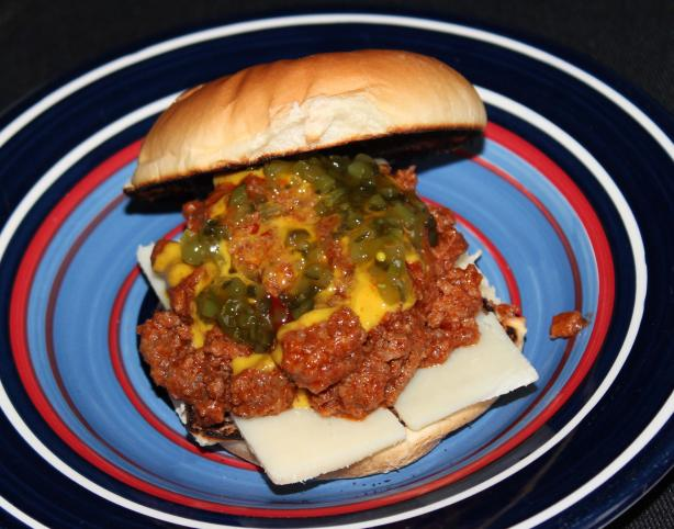Simple and Good Sloppy Joes
