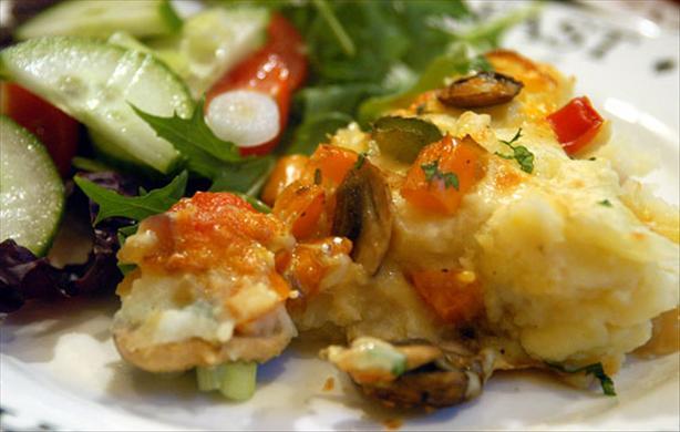 Spanish Layer Tortilla