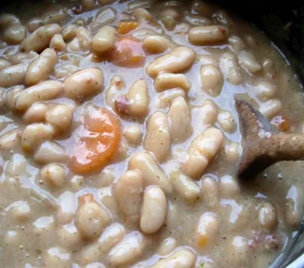 Country French White Beans