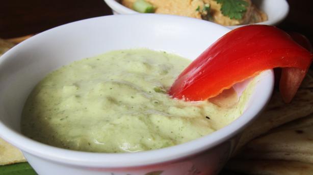 Maast-O-Khiar - Persian Cucumber Sauce