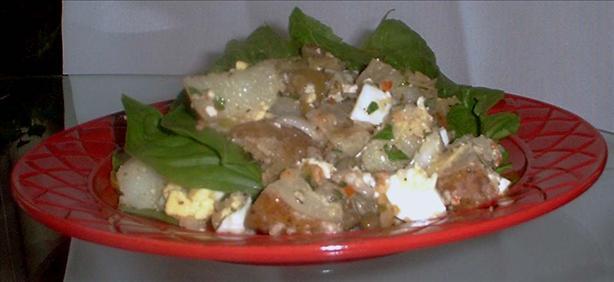 Greek Potato Salad II
