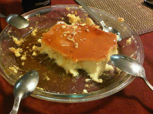 Delicious, Easy Cuban-Style Flan