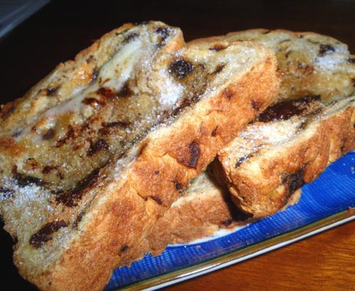 Amanda's Cinnamon Toast