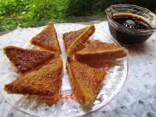 Grandma Mac's Cinnamon Toast