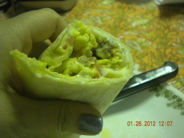 Breakfast Burritos Copycat Mc Donald's