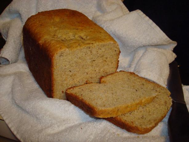 Drew's Famous Onion Dill Bread