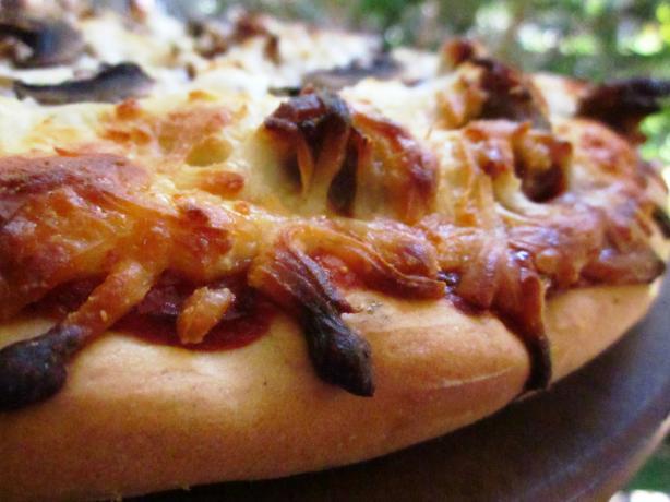 World's Best Pizza Crust