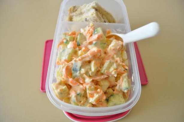Lunchbox Salad for One or Two