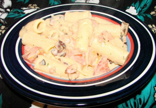 Bacon Tomato Rotini