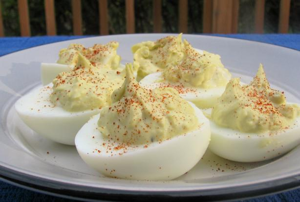 Yummy Deviled Eggs