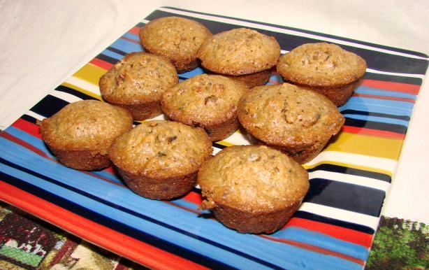 Praline Mini Muffins