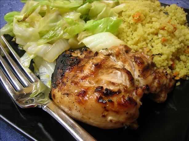 Grilled Chicken Yakitori