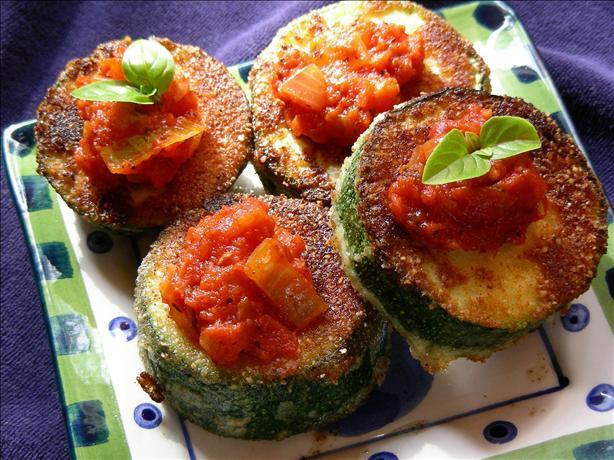 Zucchini Piccata