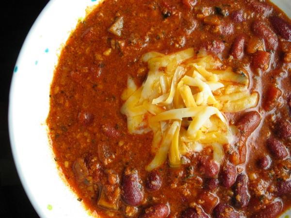 Chorizo Chili