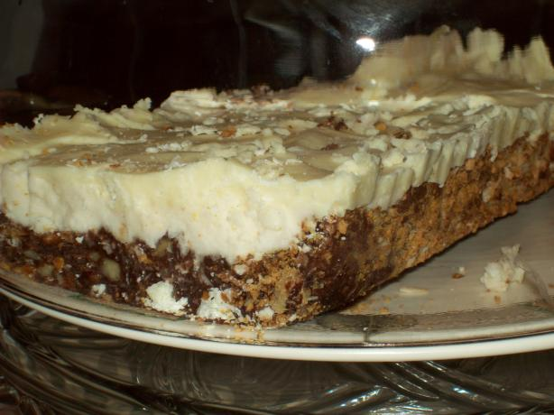 Grand Marnier Nanaimo Bars