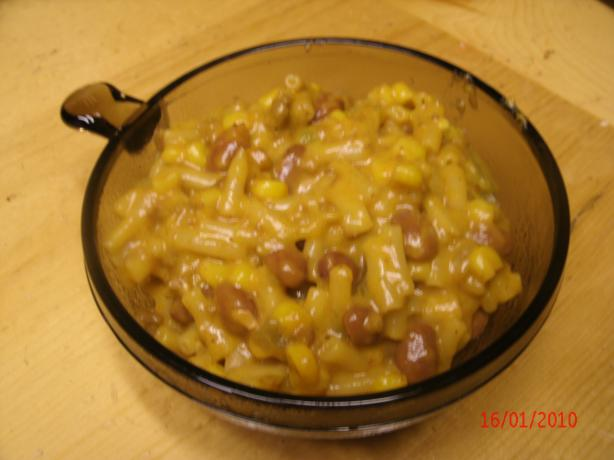 Mz.jackie's Chilli Mac!