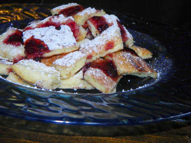 Kratzede - Pancake Scrapings
