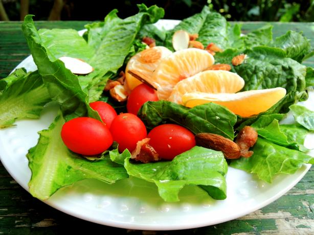 Mandarin-Bacon Salad