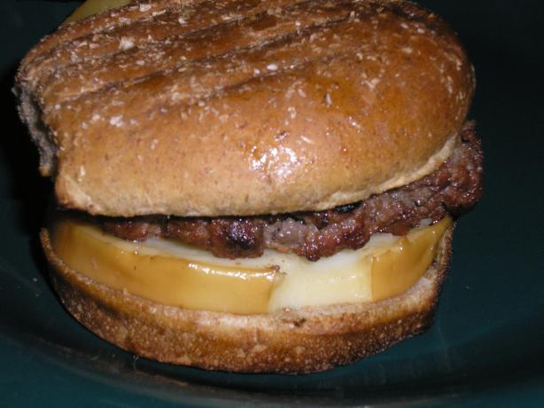 Gourmet Horseradish Hamburgers