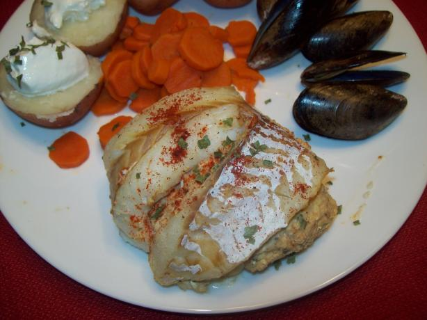 Crab Stuffed Fillet O' Fish