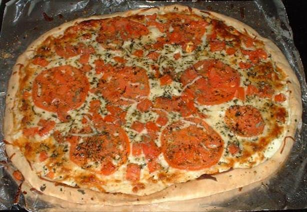 Italian Ricotta Tomato Pie