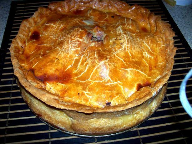 Pork Pie (Raised)