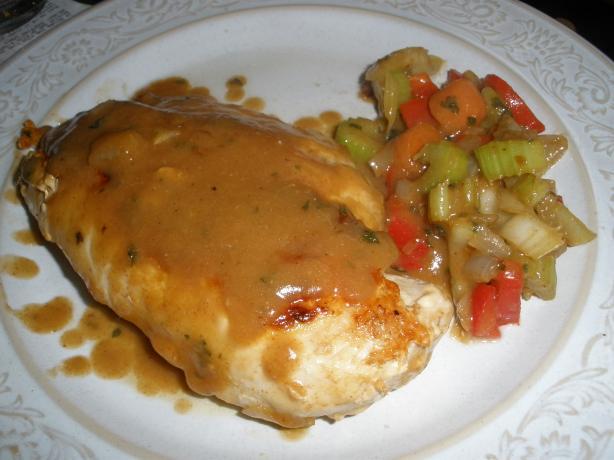 Sauce Espagnole - Spanish Sauce