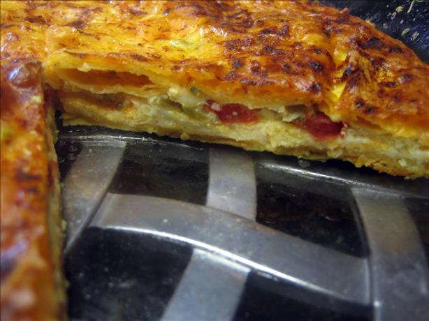Eggs Chilies & Cheese