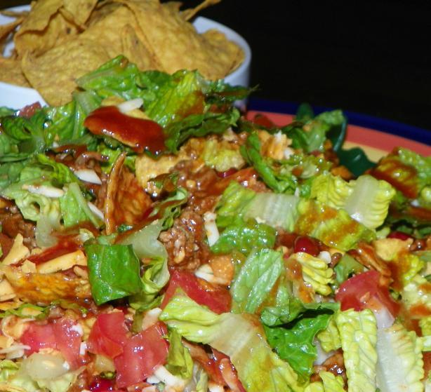 Midwestern Taco Salad