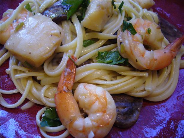 Olive Garden Seafood Portofino - Lower Fat!