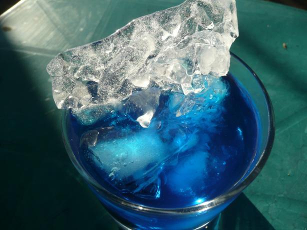Beakers Blue
