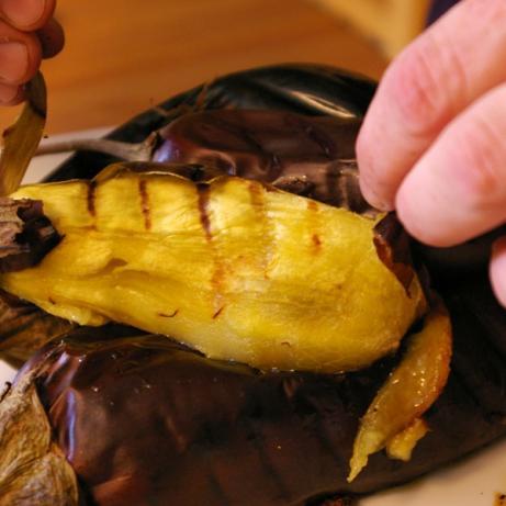Baba Ghanoush (Eggplant Dip)