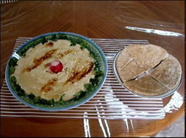 Hommus (Arabic Dip)
