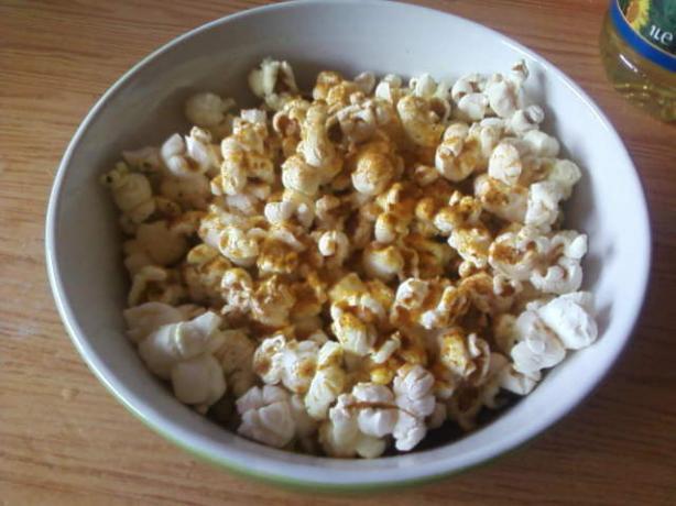 Popcorn Seasoning Mixes