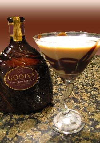 Godiva Chocolate Martini