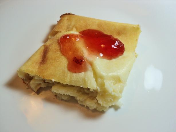 Swedish Baked Pancake