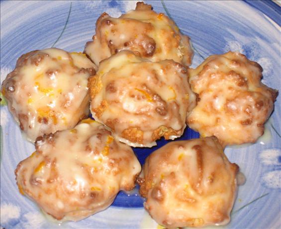 Sour Cream Cookies