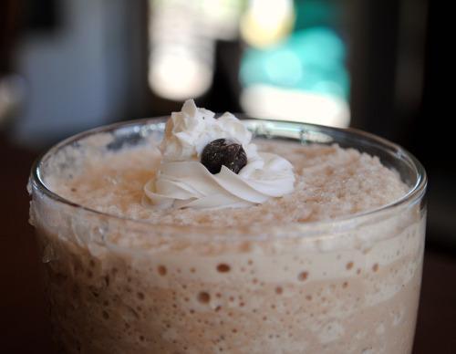 Cia's Cappuccino Smoothie